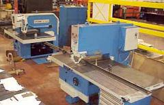 Strippet 40 ton & Euromac XP750/50 Punch
