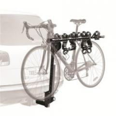 Hitch-Mounted Bicycle Carrier