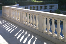 Concrete Balustrading