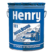 Henry 111 InsulBond Roof Insulation Adhesive