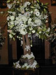 Wedding Ceremony Flowers WC-02
