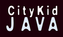 CityKid Java Coffee
