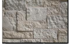 Sawn Top and Bottom Native Texas Limestone