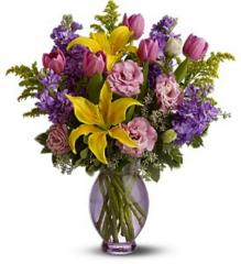 Always Happy by Teleflora bouquet