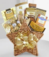 Shining Star Gourmet Basket