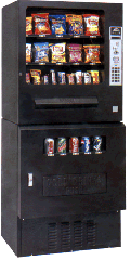 Snack & Companion Cold Can Merchandiser