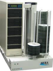 Hera 9 Standalone CD/DVD/BD Duplicators