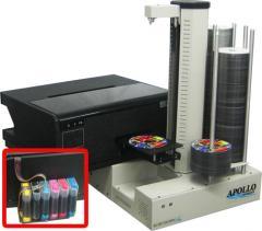 Apollo Series CD DVD Printer Autoloaders