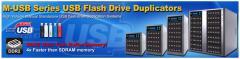 M-USB Series 20-34-48-118 Target USB Duplicators