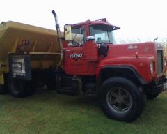 Heavy Duty Trucks - Dump Trucks 1973 MACK RS685ST