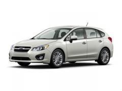 Subaru Impreza 2.0i Premium Car