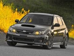 Subaru Impreza WRX Car