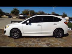 Subaru Impreza 2.0i Sport Premium Car