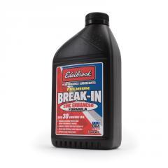 Edelbrock SAE30 Premium Break-In Oil