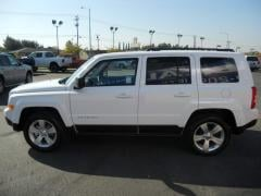 Jeep Patriot Latitude SUV