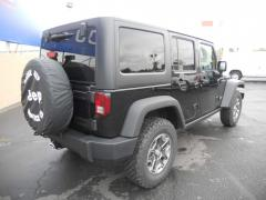 Jeep Wrangler Unlimited Rubicon SUV