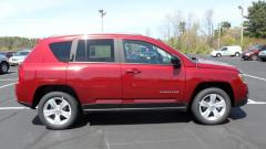 Jeep Compass Latitude SUV