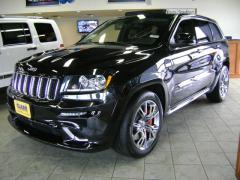 Jeep Grand Cherokee SRT8 SUV