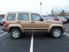 Jeep Liberty Sport SUV