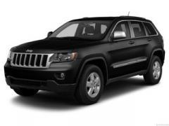 Jeep Grand Cherokee Overland SUV
