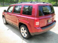 Jeep Patriot Latitude SUV
