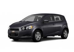 Chevrolet Sonic Hatch 1SD Car