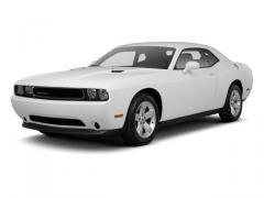 Dodge Challenger R/T Coupe Car