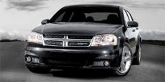 Dodge Avenger SXT Sedan Car