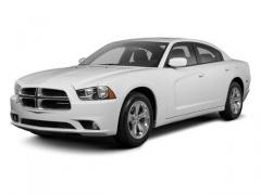 Dodge Charger SXT Sedan Car