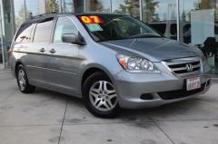 2007 Honda Odyssey EXL Car