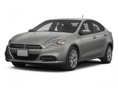 Dodge Dart SE Sedan Car
