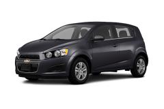 Chevrolet Sonic Hatch Car