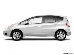 2010 Honda Fit Sport Hatchback Car