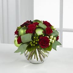 The FTD® Holiday Bliss™ Bouquet B9-4365
