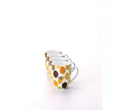 4-Piece Mugs