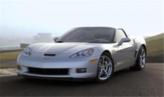 Chevrolet Corvette Coupe Grand Sport 3LT Car