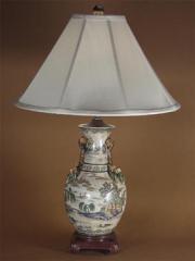 Countryside Earth Tone Lamp