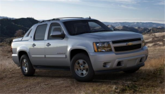 Chevrolet Avalanche Truck