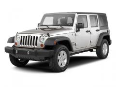 Jeep Wrangler Unlimited Sahara SUV