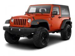 Jeep Wrangler Sport SUV