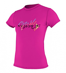 O'Neill Tech 24-7 Short Sleeve Crew Womens