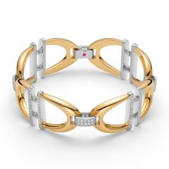 Roberto Coin® Cheval collection diamond bracelet