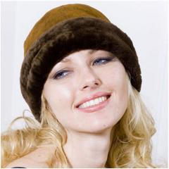 Bluesuits Spanish Shearling Hat