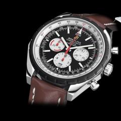 Breitling® Men's Chrono-matic 49 hand watch