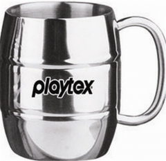 Stainless Steel Keg Mug