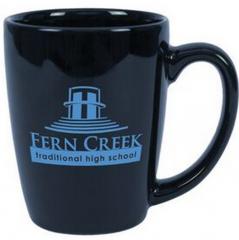 Ceramic Challenger Coffee Mug