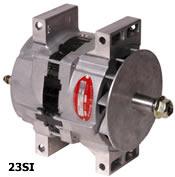 Delco Remy 23SI Heavy Duty Alternator - 145 Amps