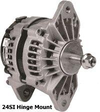 Delco Remy 24SI Heavy Duty Alternator - 160 Amps