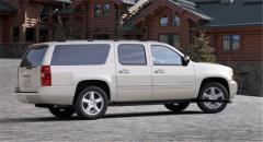 Chevrolet Suburban 4WD 1500 LTZ SUV