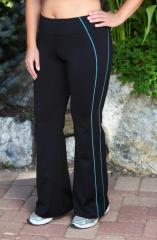 Active Micro Poly Side Detail Pant